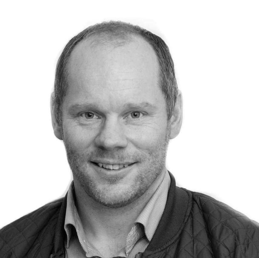 Hörður Finnbogason, svæðisstjóri.